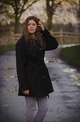 model(0.0), fur(0.0), portrait photography(0.0), fur clothing(0.0), dress(0.0), textile(1.0), brown(1.0), clothing(1.0), girl(1.0), outerwear(1.0), fashion(1.0), photo shoot(1.0), coat(1.0), beauty(1.0), black(1.0),