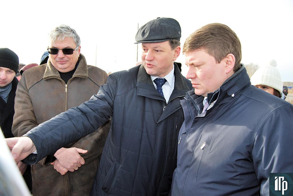 Цыщук, Медведев и Еремин