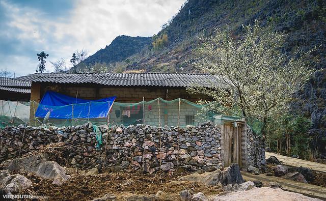 A ethnic minority village in HaGiang