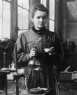 My Personal Hero: Marie Curie