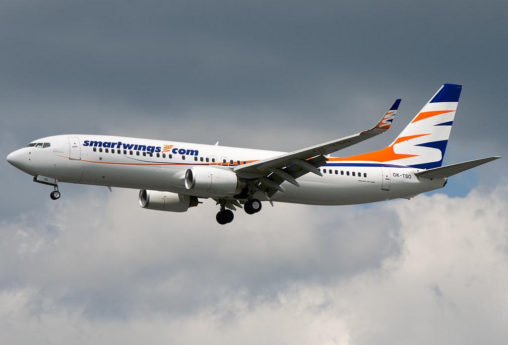 OK-TSO - B738 - Sunwing Airlines