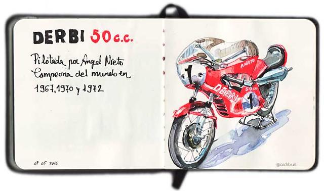 Derbi 50 cc