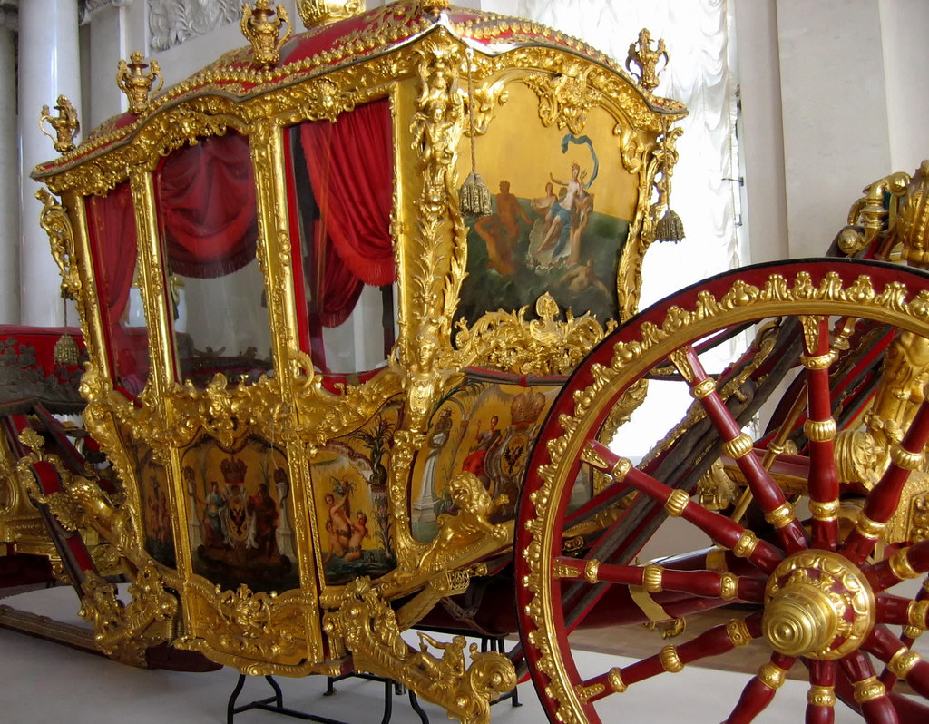 Catherine the Great's Coronation Coach