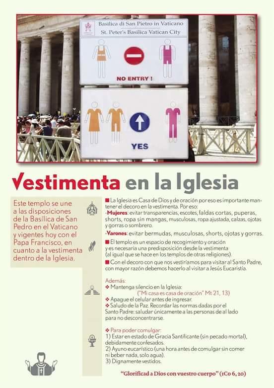 vestIglesia