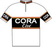 Cora - Giro d'Italia 1957