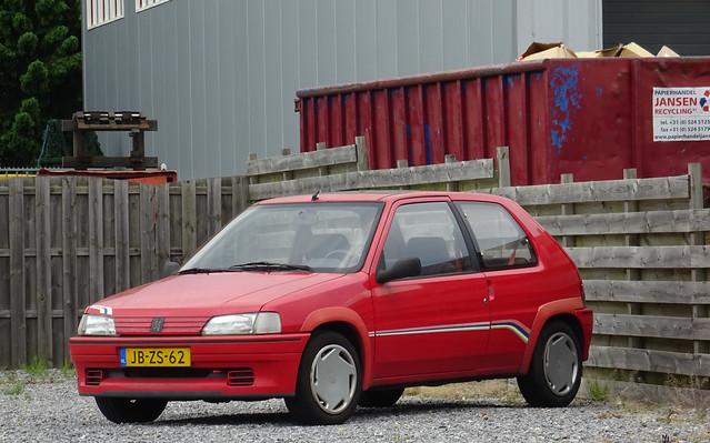 1994 Peugeot 106 Rallye 1.3