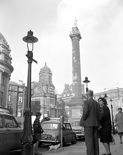 Grey's Monument, Newcastle upon Tyne