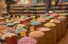 Colorful candy - Cannery Row, Monterey