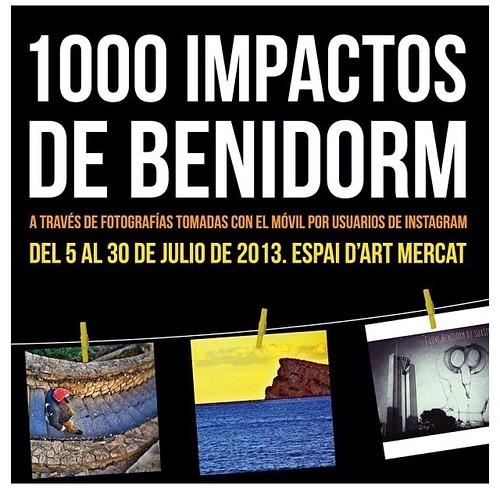 1000 impactos de benidorm ( expo ) by SUXSIEQ