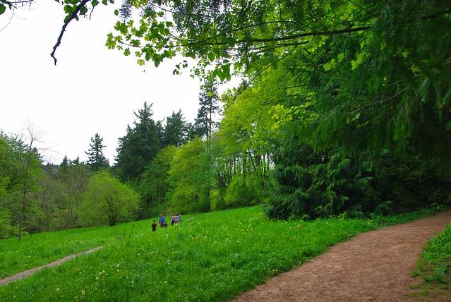Washington Park, Portland