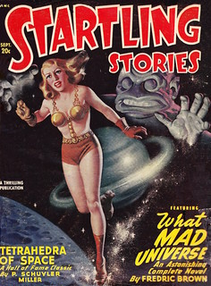Startling Stories - September 1948 magazine