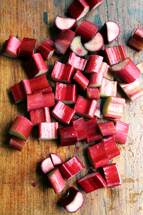 choppedrhubarb