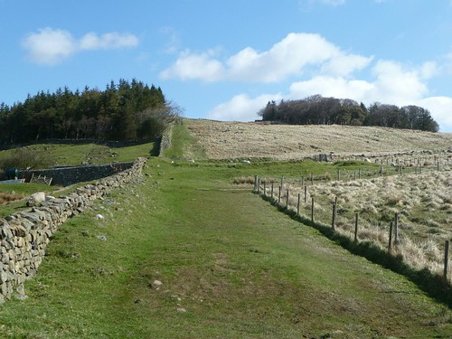 Site of Milecastle 38