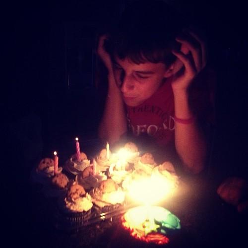 Happy 13th Birthday Blake!