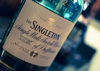 The Singleton Single Malt Scotch Whiskey