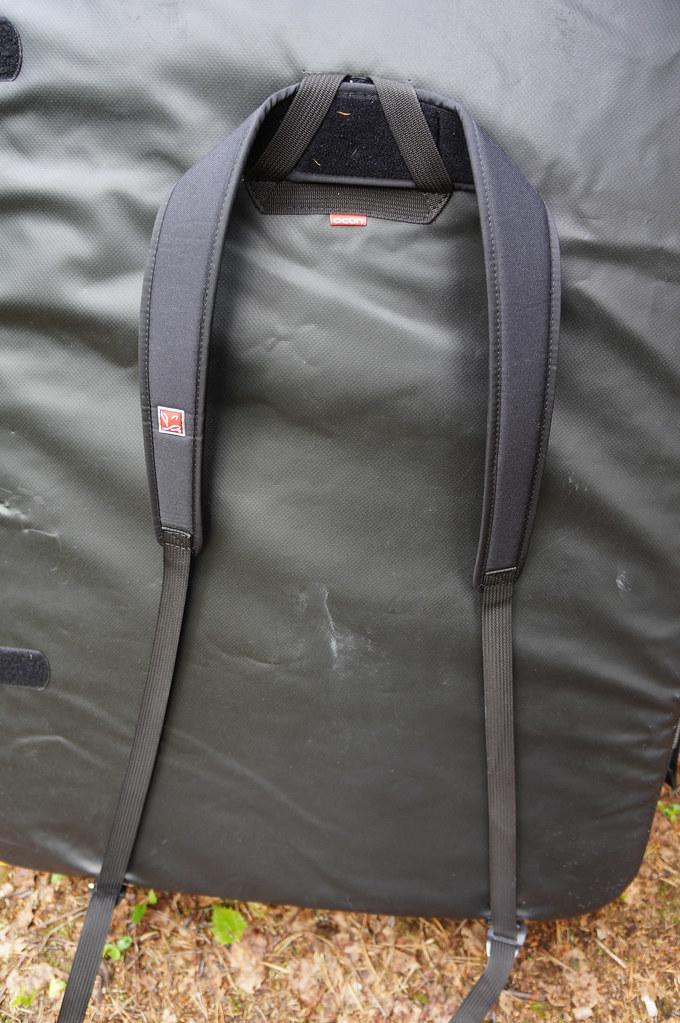 Ocun Paddy Dominator Shoulder straps