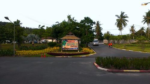 Koh Samui Airport Arrival Terminal