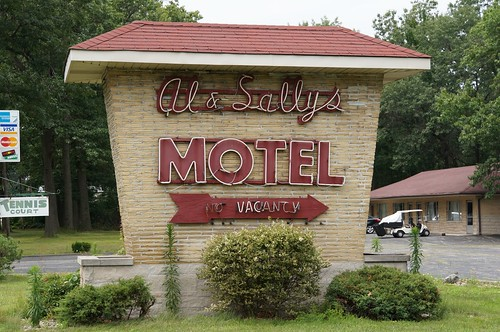 Al & Sally's Motel - US 12, Michigan City, Indiana