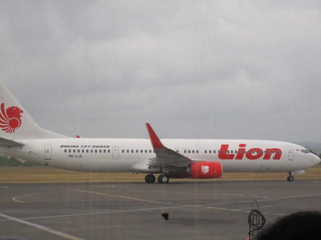 Самолеты компании LionAir