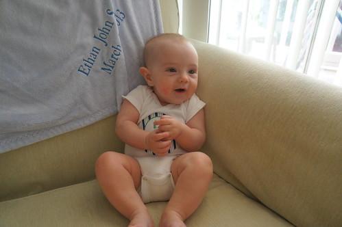 ethan 4 months