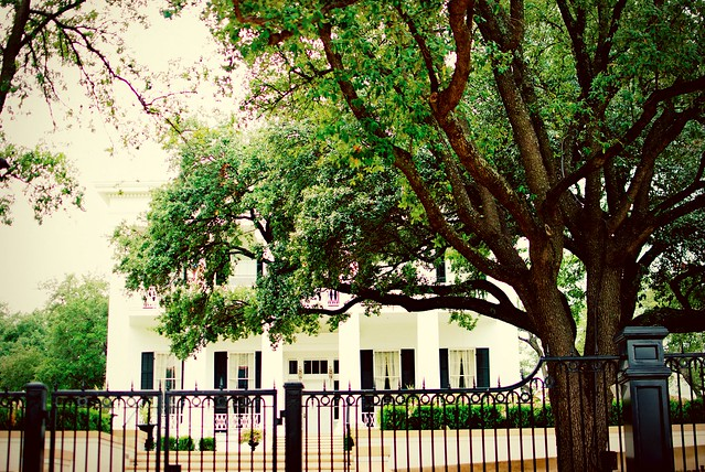 Austin Historic Tour - Governor's Mansion
