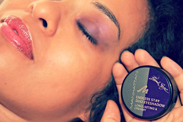 Bonnie Strange for Manhatten Cosmetics