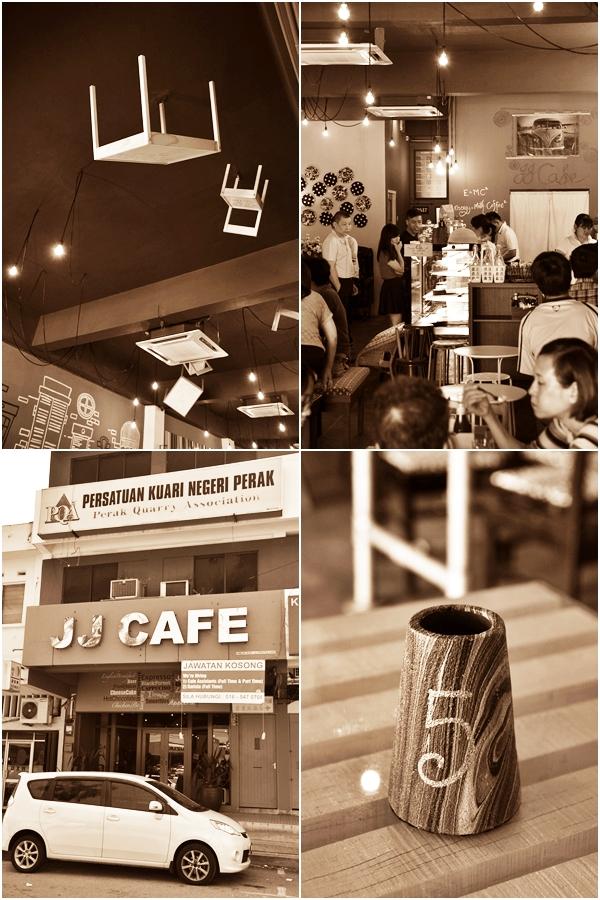 JJ Lifestyle Cafe @ Jalan Kampar, Ipoh
