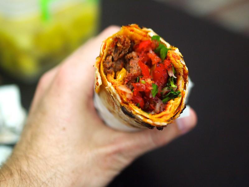 Durumzade Kebab Shop - Istanbu, Turkey