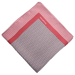 pañuelo en forma de diamante