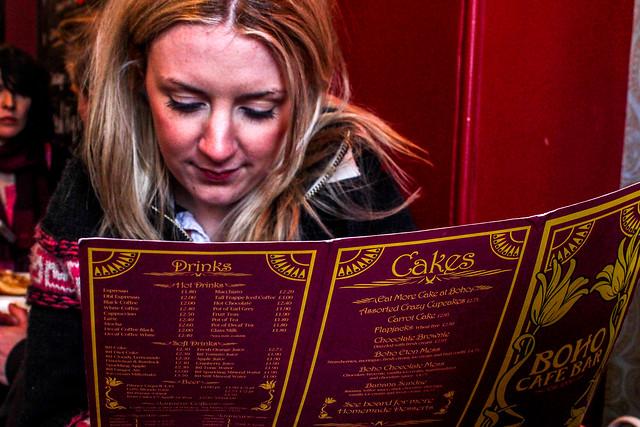 Café Boho de Canterbury