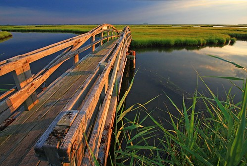 bridge newyork seascape landscape longisland marsh greatsouthbay