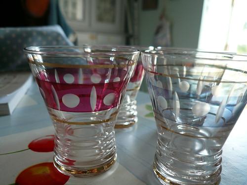 Liqueuer glasses 1