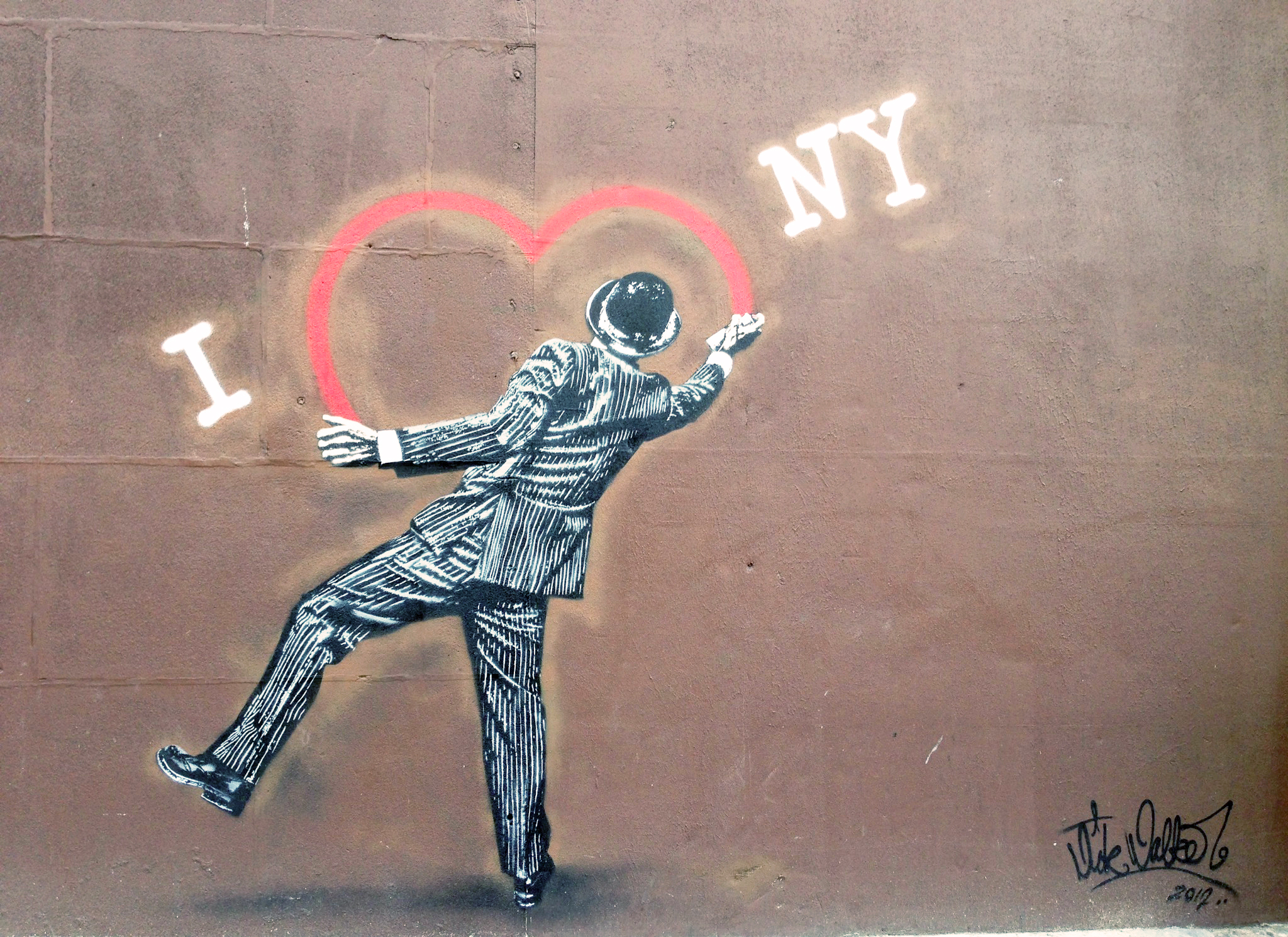 i heart new york #nickwalker