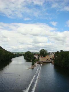 21 uitzicht bij Pont Valentre