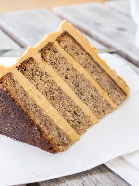Banana Cake With Baking Soda