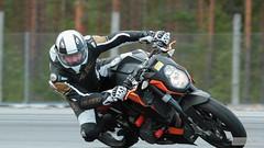 Motorg ry.:n ratapäivät Kemorassa 31.8.-1.9.2013
