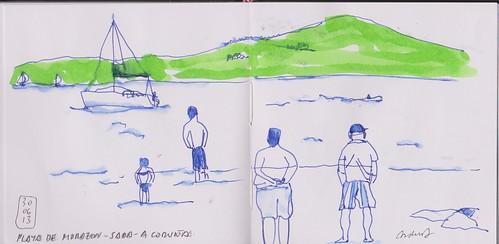 Sada - Playa de Morazón - A Coruña 001
