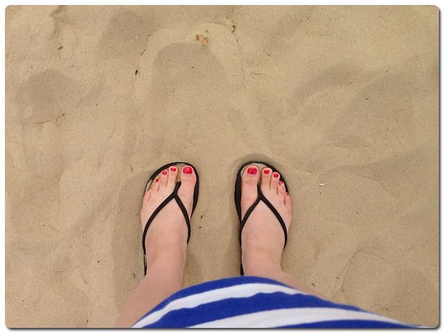 beachfeet