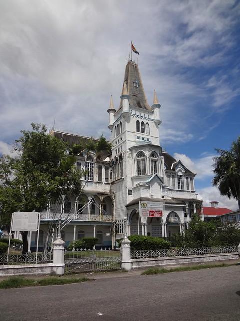 City Hall em Georgetown