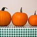 Small photo of Allotment pumpkins