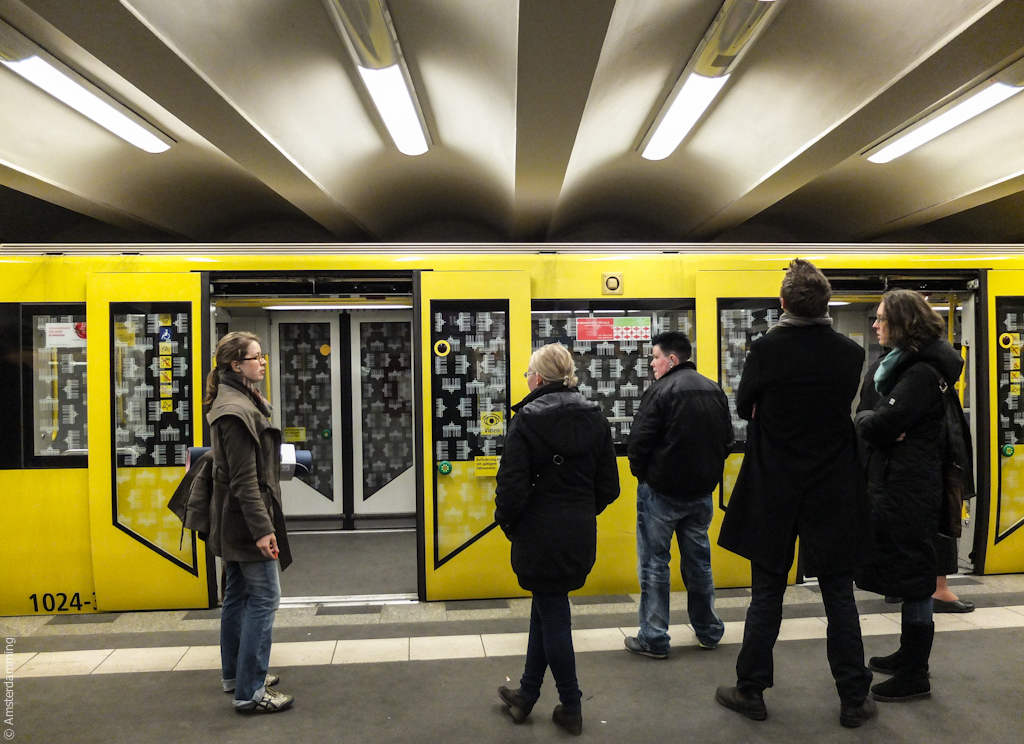 Berlin, U-Bahn