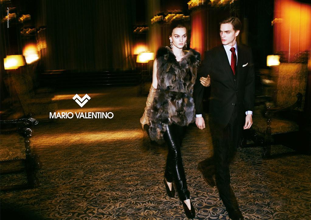 Robert Laby0010_MARIO VALENTINO AW13-14 - コピー