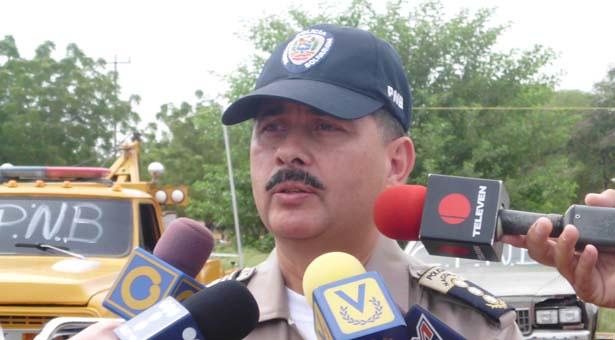 Comisionado Argenis González