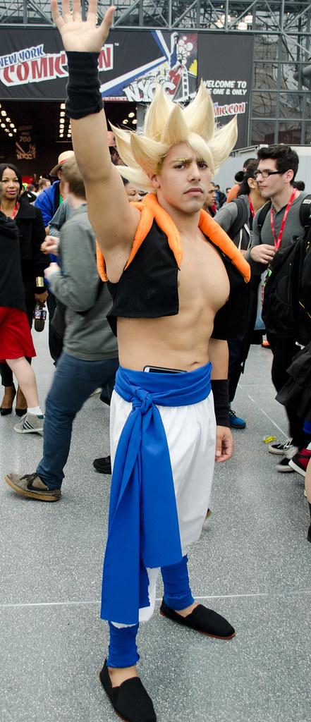 NYCC 2013 Dragon Ball Cosplay