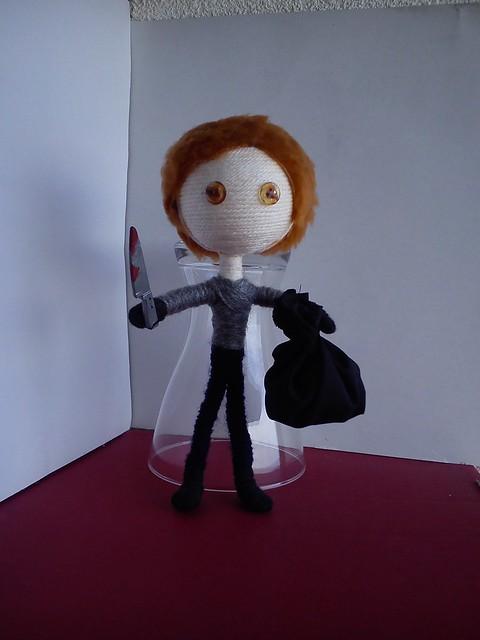 Muñeco Vudú - Dexter Morgan