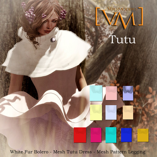 [VM] VERO MODERO  Tutu Dress Sets All Pattern