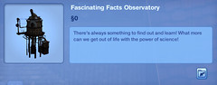 Facsinating Facts Observatory
