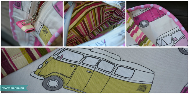 iHanna's Campervan Bowling Bag - More Details