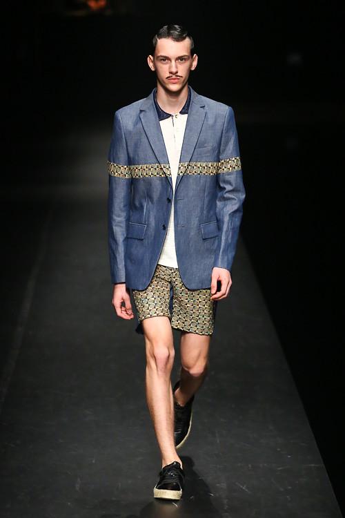 SS14 Tokyo yoshio kubo020_Dominik Sadoch(Fashion Press)