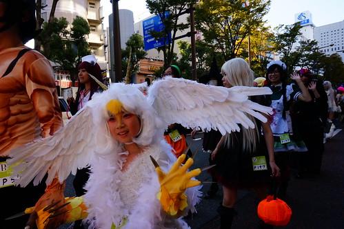 Kawasaki Halloween Parade 2013 17